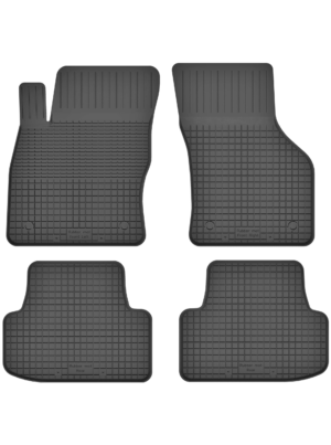 Volkswagen T-Roc (fra 2017) universal gummimåttesæt