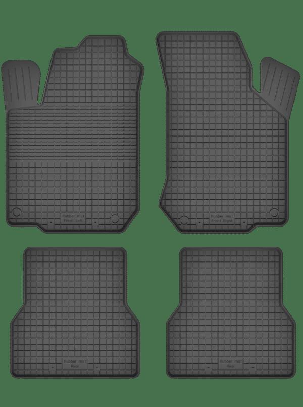 Volkswagen Polo III 6N (1994-2001) universal gummimåttesæt