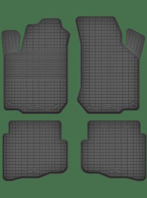 Nissan Almera N16 (2000-2006) universal gummimåttesæt