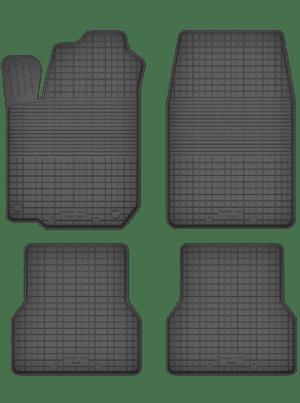 Opel Zafira B (2005-2011) universal gummimåttesæt