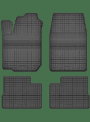 Nissan Tiida II (fra 2011) universal gummimåttesæt