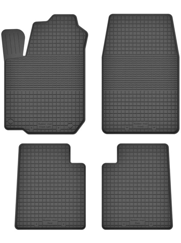 Mitsubishi Space Star I (1998-2005) universal gummimåttesæt