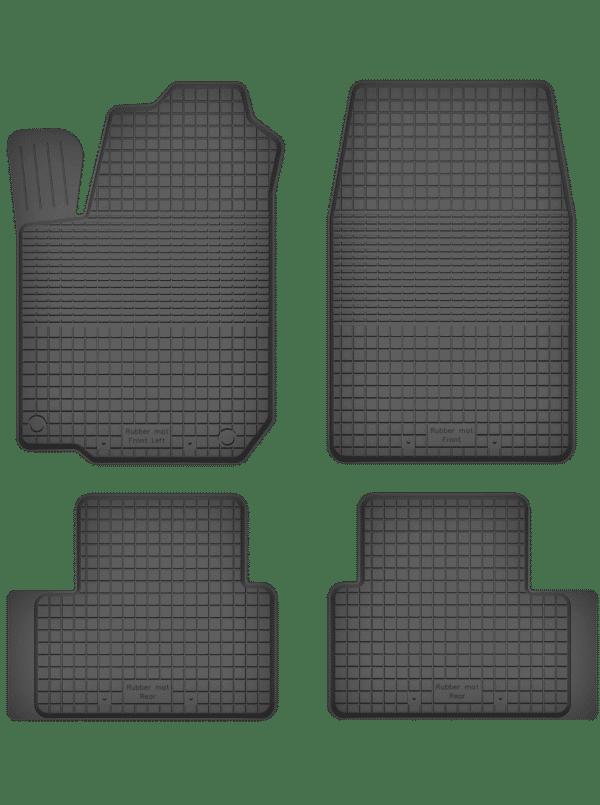 Nissan Qashqai I (2007-2013) universal gummimåttesæt