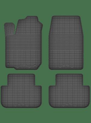 Renault Modus (2004-2012) universal gummimåttesæt