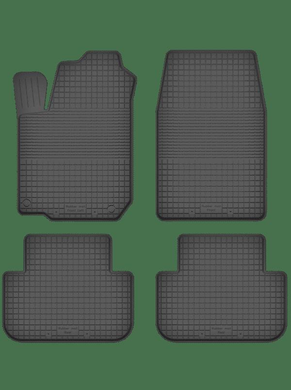 Toyota RAV4 IV (2012-2019) universal gummimåttesæt