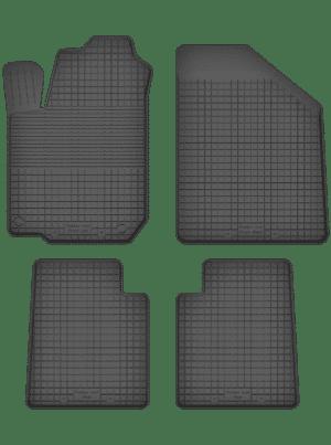 Kia Rio I (2000-2005) universal gummimåttesæt