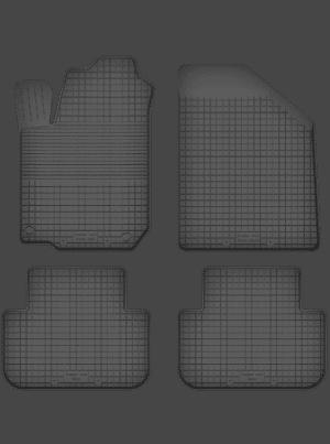 Nissan Almera Tino (2000-2006) universal gummimåttesæt