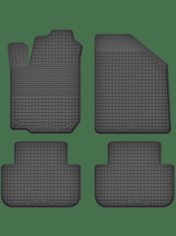 Peugeot 3008 I (2009-2016) universal gummimåttesæt