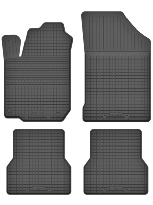 Toyota Corolla Verso I (2001-2004) universal gummimåttesæt