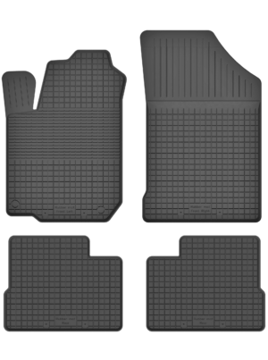 Hyundai ix20 (2010-2018) universal gummimåttesæt