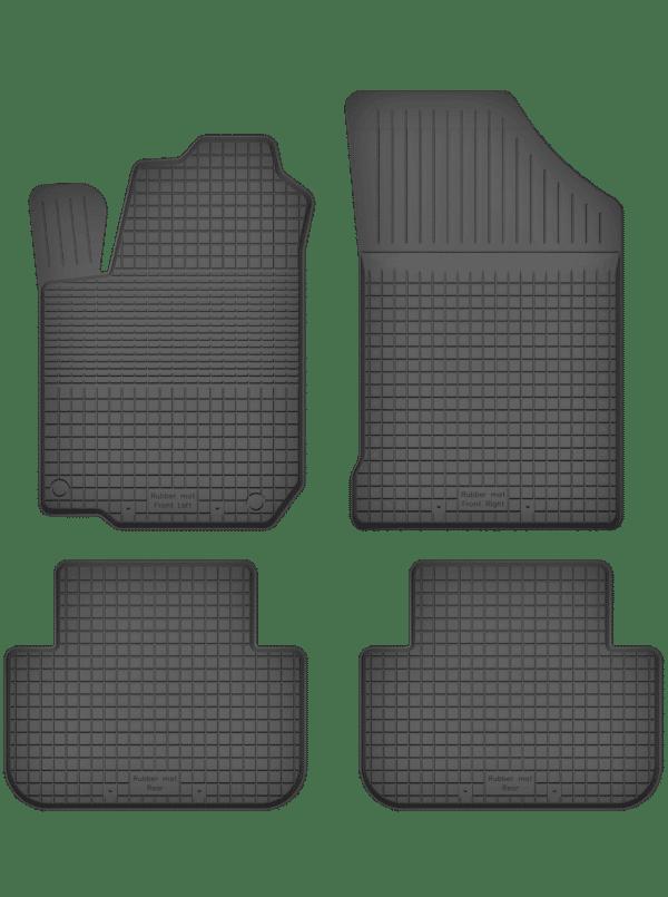 Peugeot Partner I (1996-2007) universal gummimåttesæt