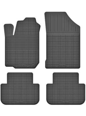 Toyota Yaris III (fra 2011) universal gummimåttesæt