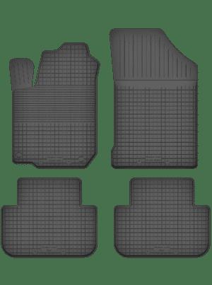 Nissan X-Trail I (2001-2007) universal gummimåttesæt