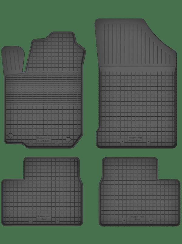 Saab 9-5 II NG (2010-2012) universal gummimåttesæt