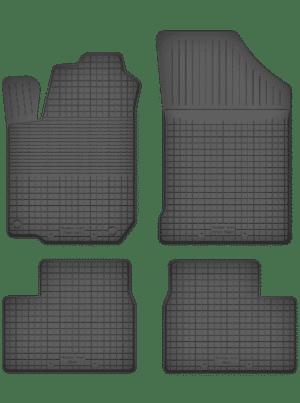 Toyota Yaris I (1999-2005) universal gummimåttesæt