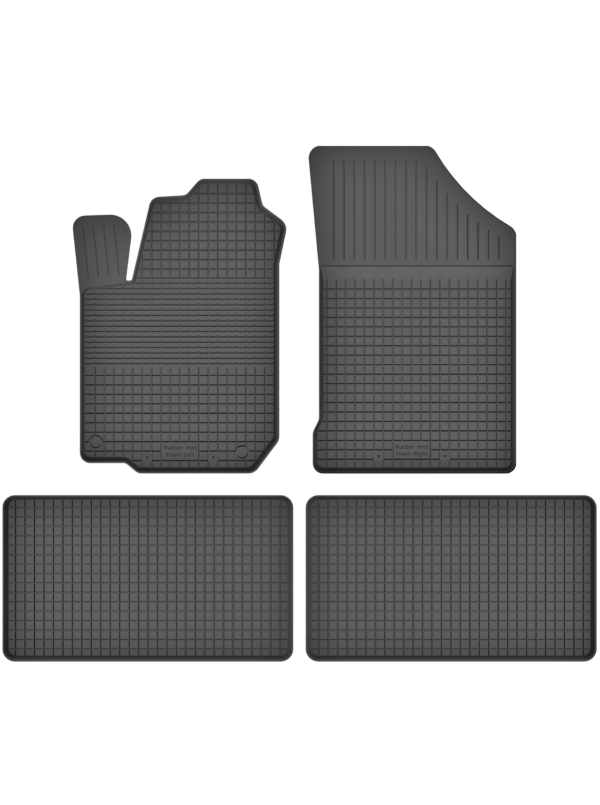 Ford Galaxy I (1995-2005) universal gummimåttesæt