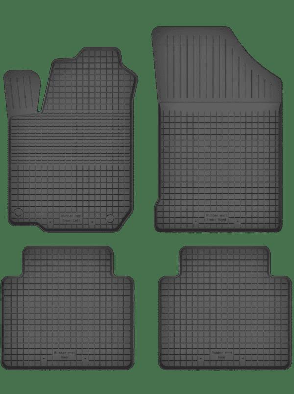 Lancia Musa (2004-2012) universal gummimåttesæt