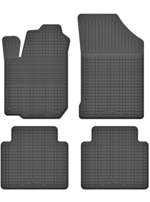 Volvo 740 / 760 (1982-1990) universal gummimåttesæt