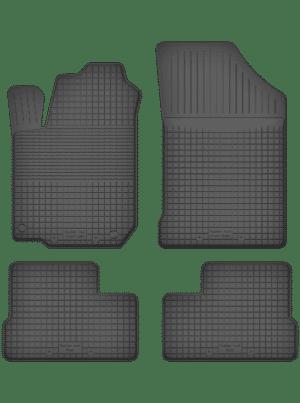 Nissan Micra K12 (2003-2010) universal gummimåttesæt