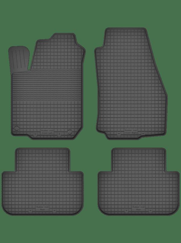 Mazda Premacy II (fra 2005) universal gummimåttesæt