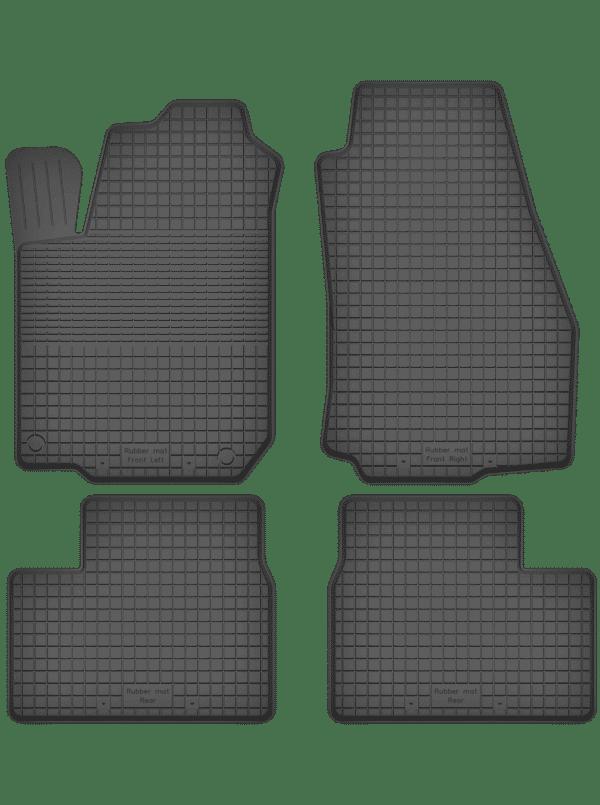 Honda Legend IV (fra 2006) universal gummimåttesæt