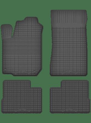 Fiat Bravo II (2006-2014) universal gummimåttesæt