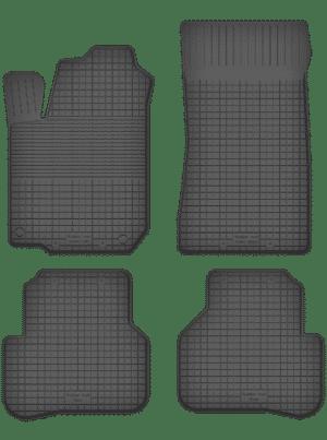 Renault Twingo II (2007-2014) universal gummimåttesæt