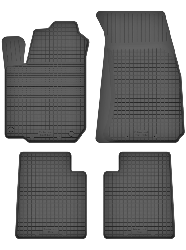Mitsubishi Colt V (1996-2003) universal gummimåttesæt