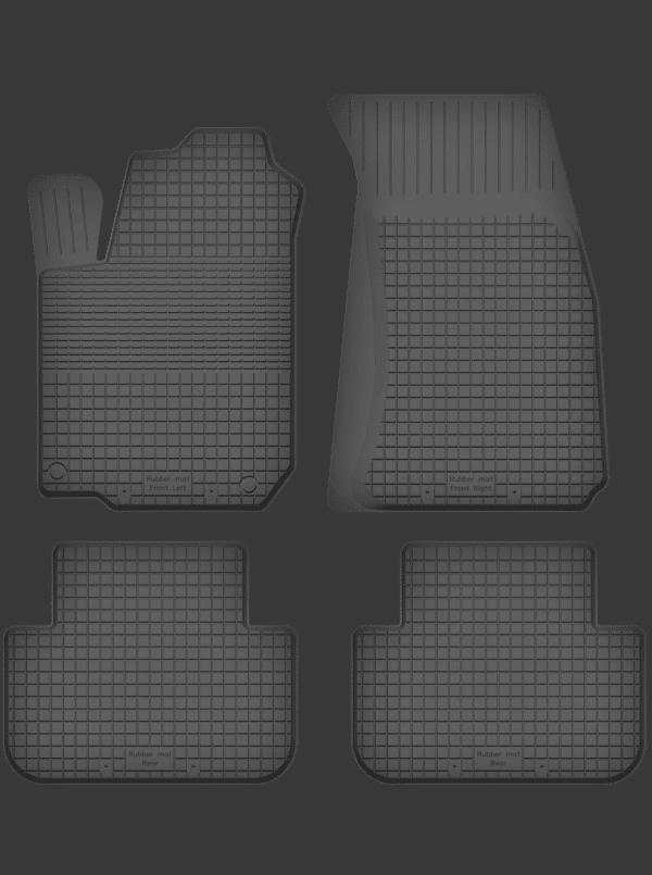 Volvo S60 I (2000-2009) universal gummimåttesæt