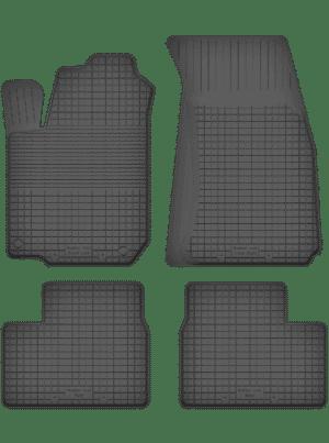 Dacia Sandero I (2008-2012) universal gummimåttesæt