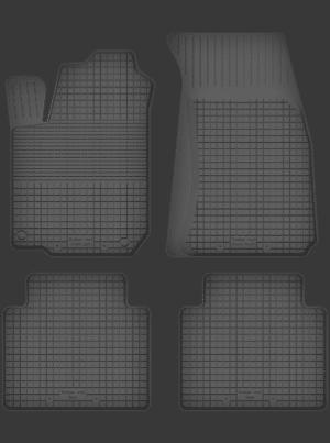 Kia Sportage II (2004-2010) universal gummimåttesæt
