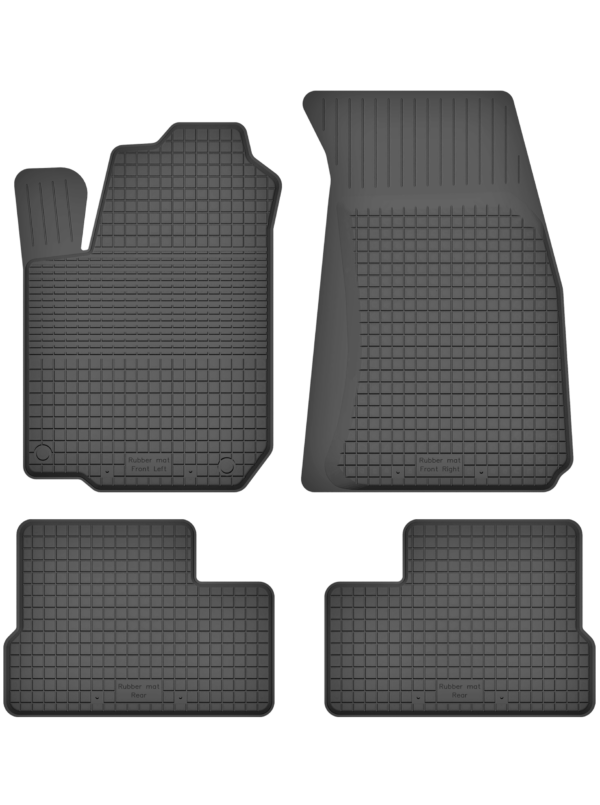 Toyota Corolla XI E16 (fra 2013) universal gummimåttesæt