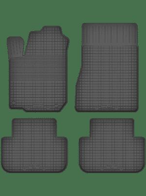 Renault Laguna II (2001-2007) universal gummimåttesæt