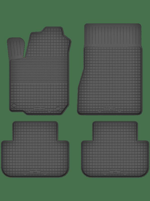 Renault Scenic I (1996-2003) universal gummimåttesæt