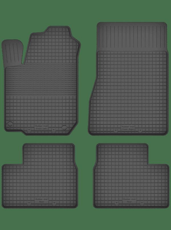 Chevrolet Aveo II T250 (2006-2012) universal gummimåttesæt