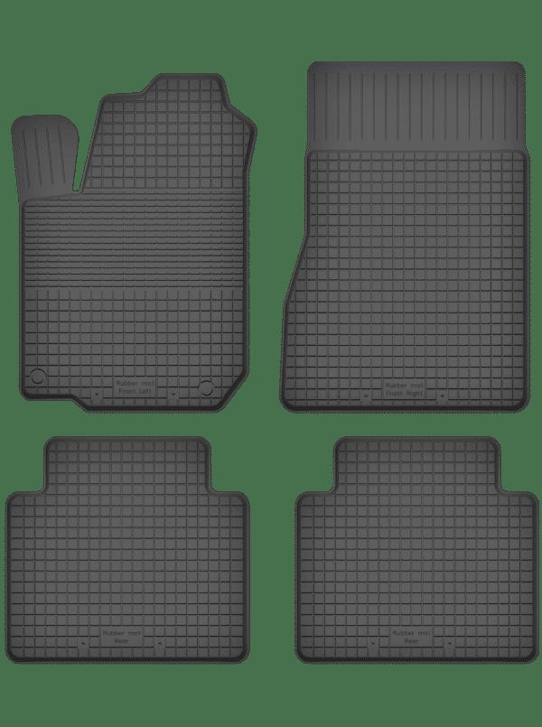 Volkswagen Sharan I (1996-2010) universal gummimåttesæt