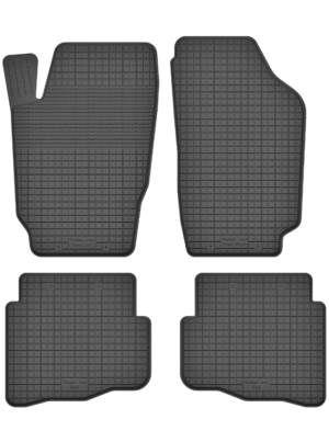 Skoda Fabia I (1999-2008) universal gummimåttesæt