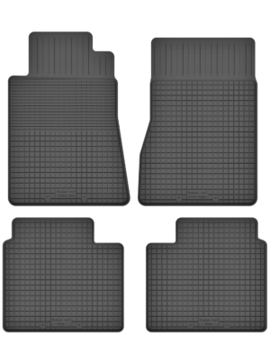 Peugeot 607 (1999-2010) universal gummimåttesæt