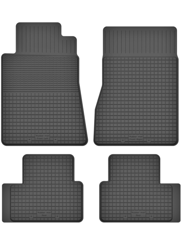 Mercedes A-Klasse W169 (2004-2011) universal gummimåttesæt