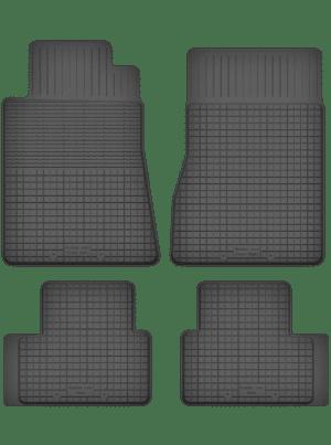 Mercedes B-Klasse W245 (2004-2011) universal gummimåttesæt