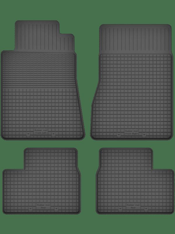Rover 75 (1998-2005) universal gummimåttesæt
