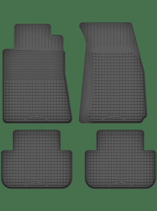 Mercedes A-Klasse W168 (1997-2004) universal gummimåttesæt